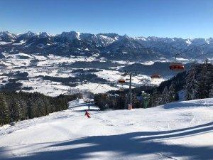 Skigebiet Bolsterlang