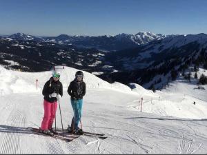 Ski Walmendinger Horn