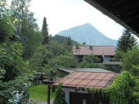 Blick aus Wohnung 5