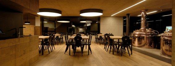 Lichtdesign Gastraum