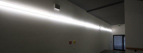 Flurbeleuchtung