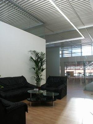 Beleuchtung Foyer