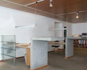 Verkaufs-Büroraum