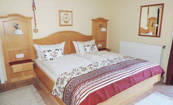 Schlafbereich Apartment Margerite