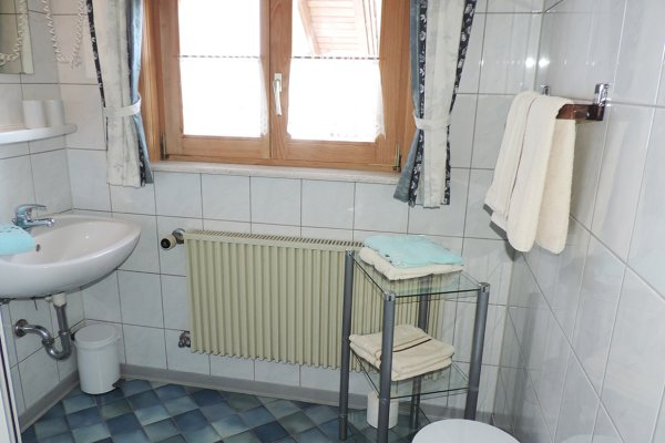 Badezimmer Apartment Margerite