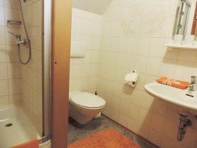 Badezimmer Burgwohnung
