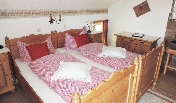Bauernschlafzimmer Ferienwohnung Rottachberg