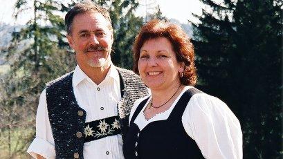 Gustl und Sieglinde Gabler