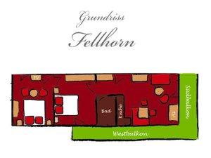 Grundriss Fellhorn