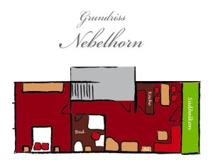 Grundriss Nebelhorn