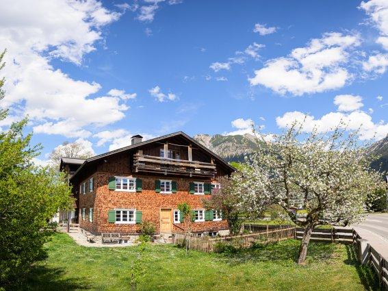 Gästehaus Anna in Oberstdorf