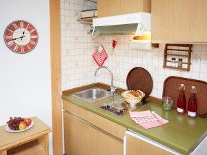 Gaisalpe Kochnische