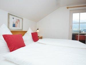 Gaisalpe-Schlafzimmer
