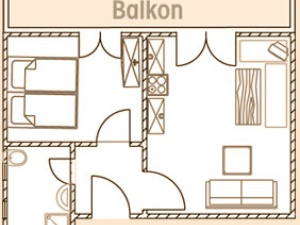 Rubihorn grundriss