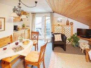 Biberalpe-Wohnzimmer