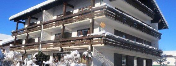 Gästehaus Baumgartner - Winter