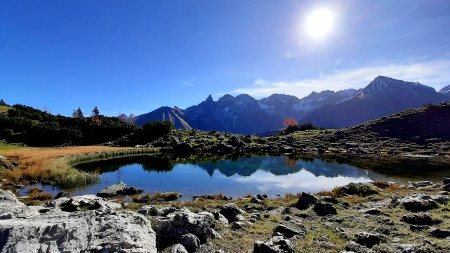 Guggersee Herbst 2019