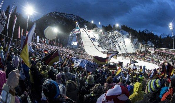 Skisprungschanze