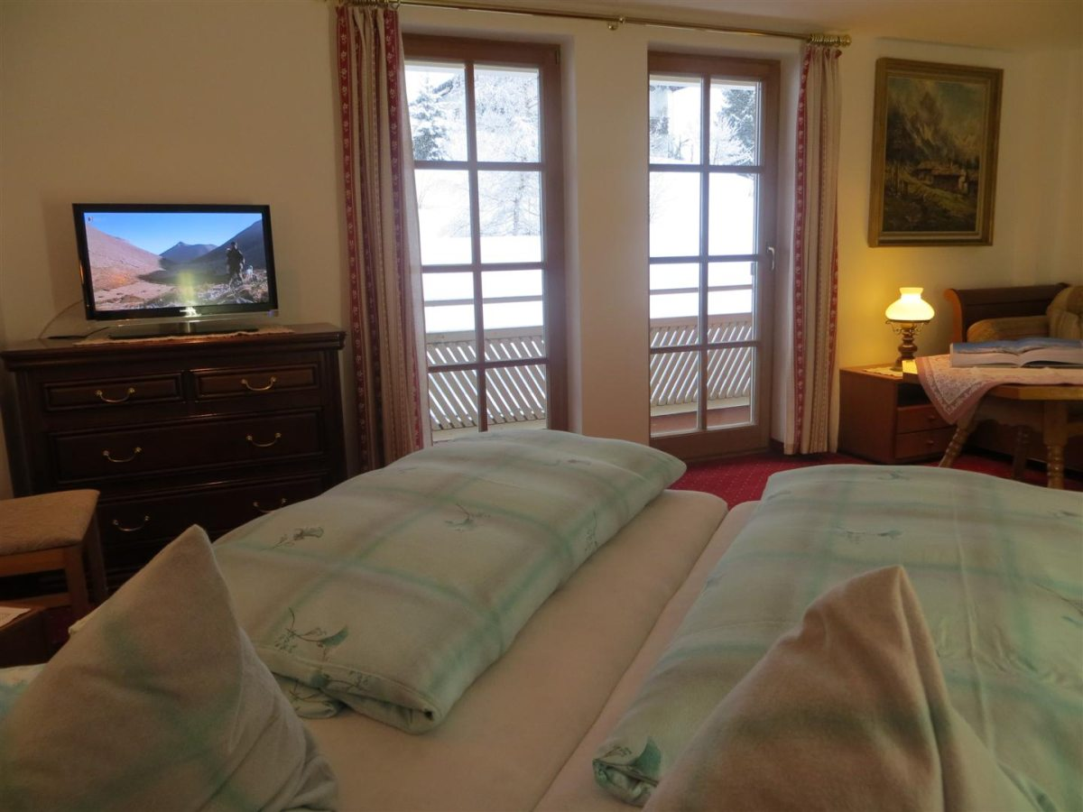 Ferienwohnung Panorama - Schlafzimmer 3