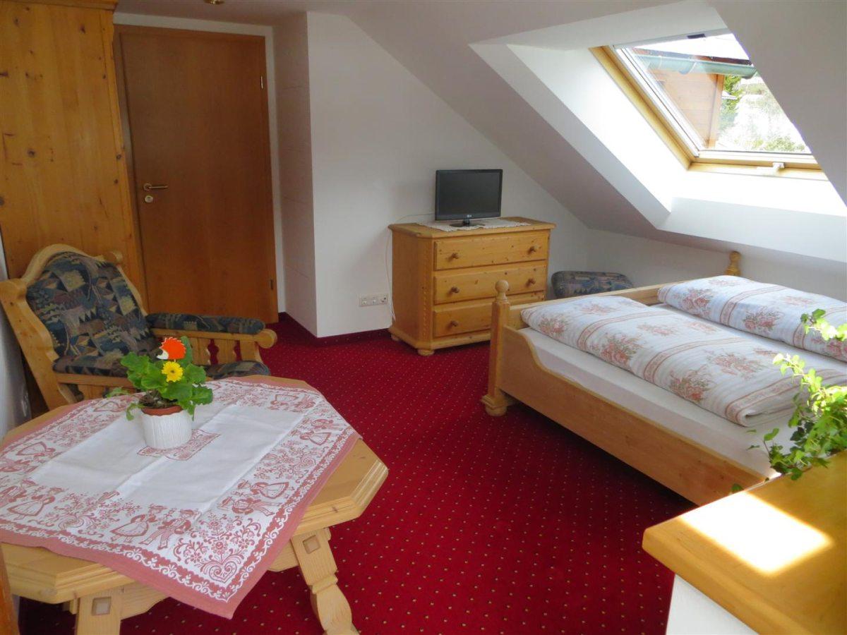 Ferienwohnung Panorama - Schlafzimmer 2