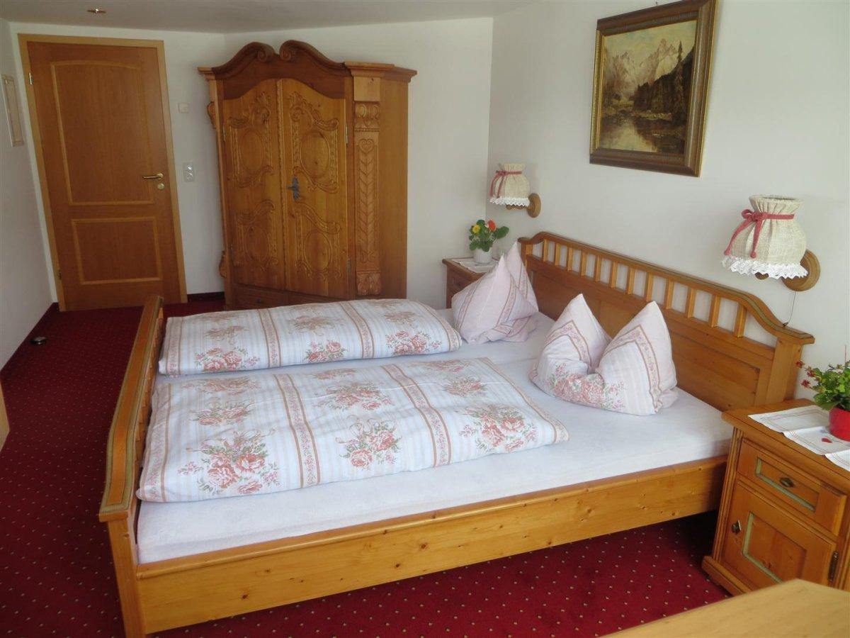 Ferienwohnung Panorama - Schlafzimmer 1
