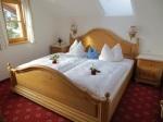 Ferienwohnung Widderstein - Schlafzimmer