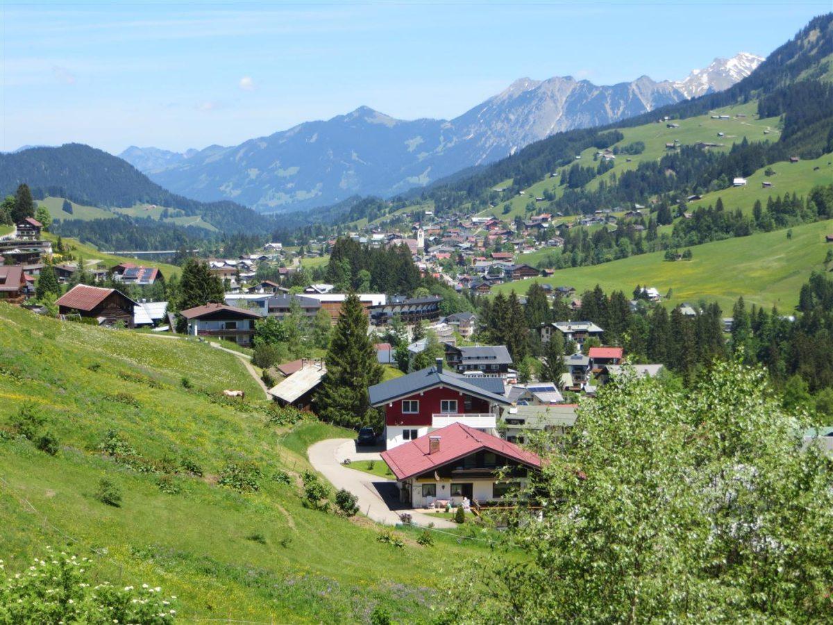 Riezlern, Nebelhorn