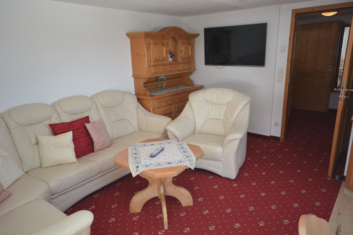 Sofa Kanzelwand