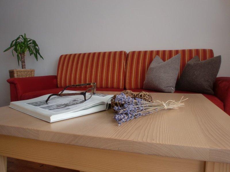 gemütliche Couch
