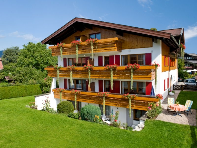 Gästehaus Dodel im Sommer