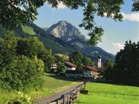 Schöllang bei Oberstdorf - Gästehaus Dornach
