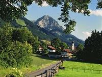 Schöllang bei Oberstdorf / Gästehaus Dornach