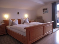 Schlafzimmer 2 Personen - Wohnung Rubihorn