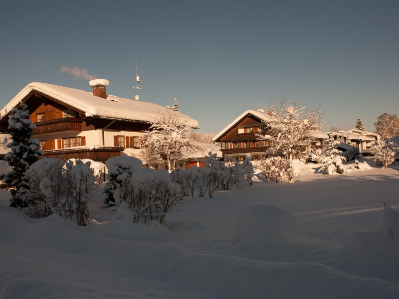 Fideliushaus Winter