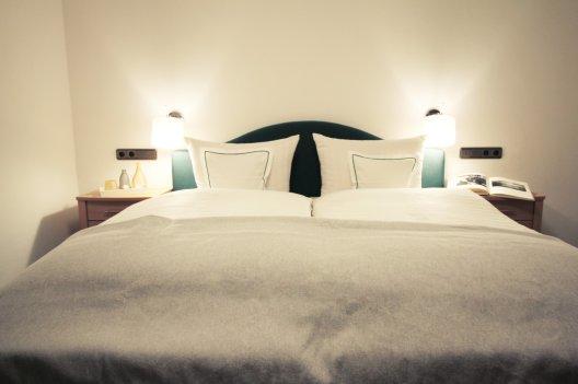 Gaymann Ferienwohnung Oberstdorf Schlafzimmer 2