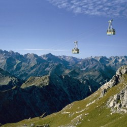 Bergbahn inklusive