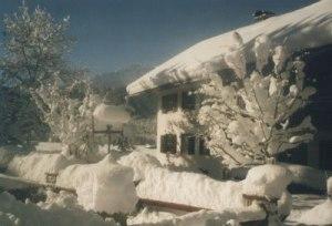 Winter Haus 1