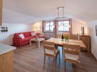 Gemütliche Wohnküche Ferienwohnung 3