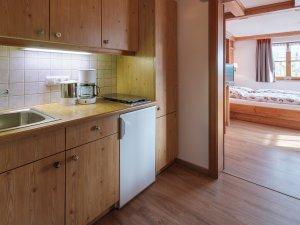 Küchenzeile Ferienwohnung 5