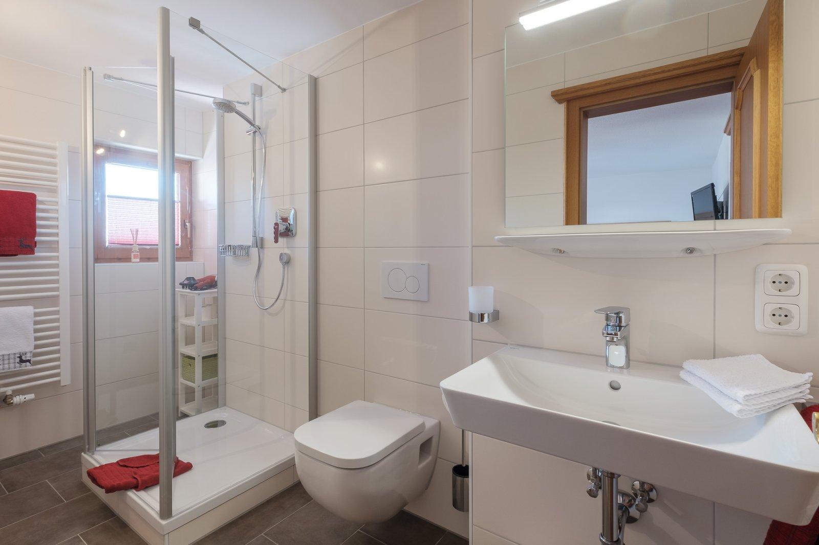 Badezimmer Ferienwohnung 1 Wohnzimmer Ferienwohnung 1