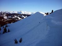 Skifahren am Grünten