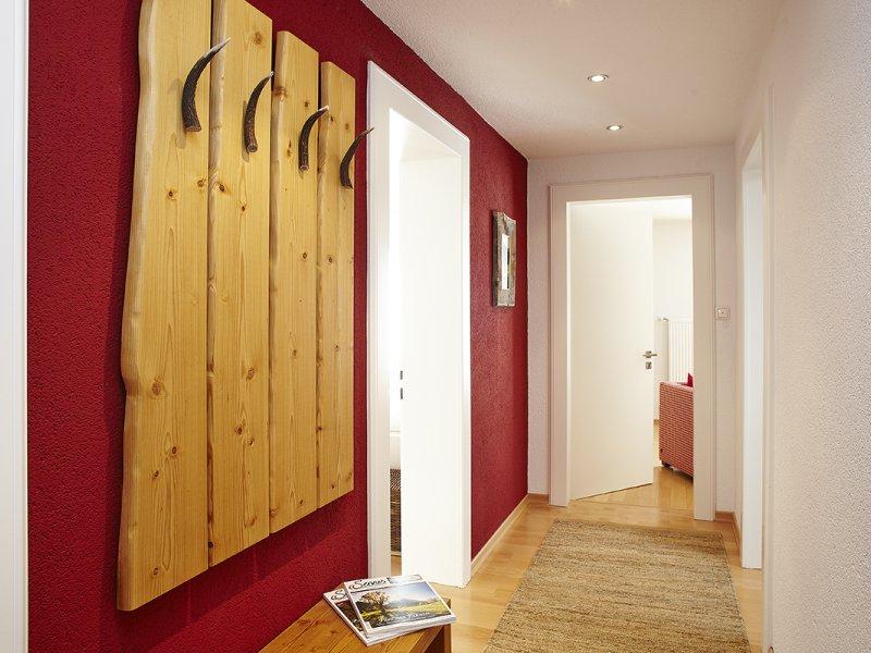 Wohnung Granat Eingang
