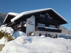 Haus Hochwies Winter