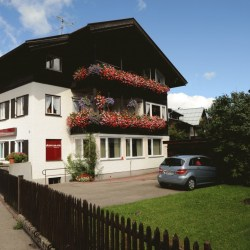 Gästehaus Kissner - Sommer