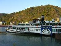 Rheinschiffahrt