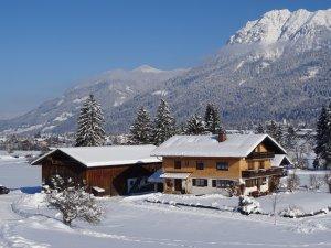 Winter am Möserhof