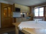 Wohnküche Fewo Nebelhorn