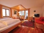 Apartment Alpenrose Schlafzimmer