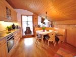 Ferienwohnung Bergsicht Küche