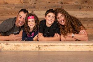 Ihre Gastgeberfamilie Schlegel(1)
